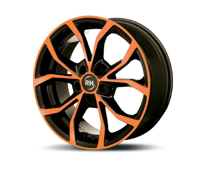 RH Alurad DF Energy color polished - orange