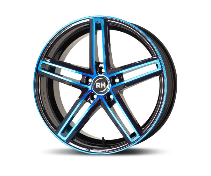 RH Alurad DG Evolution color polished - blue