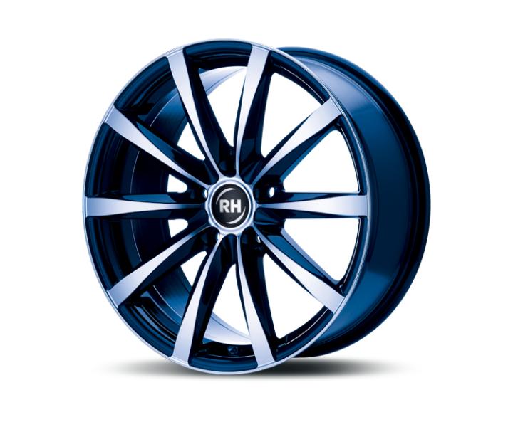 RH Alurad GT color polished - blue