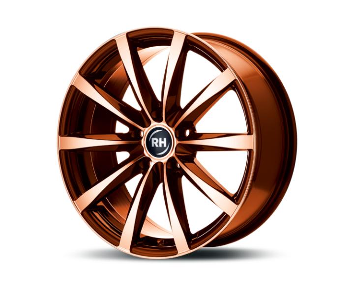 RH Alurad GT color polished - orange