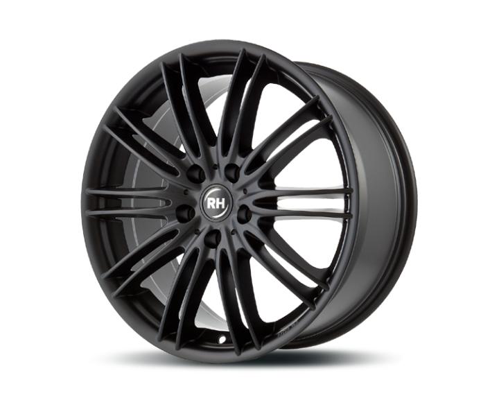 RH Alurad MO Edition racing schwarz lackiert