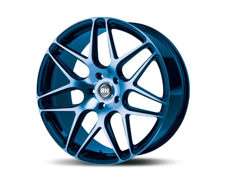 RH Alurad RB11 color polished - blue