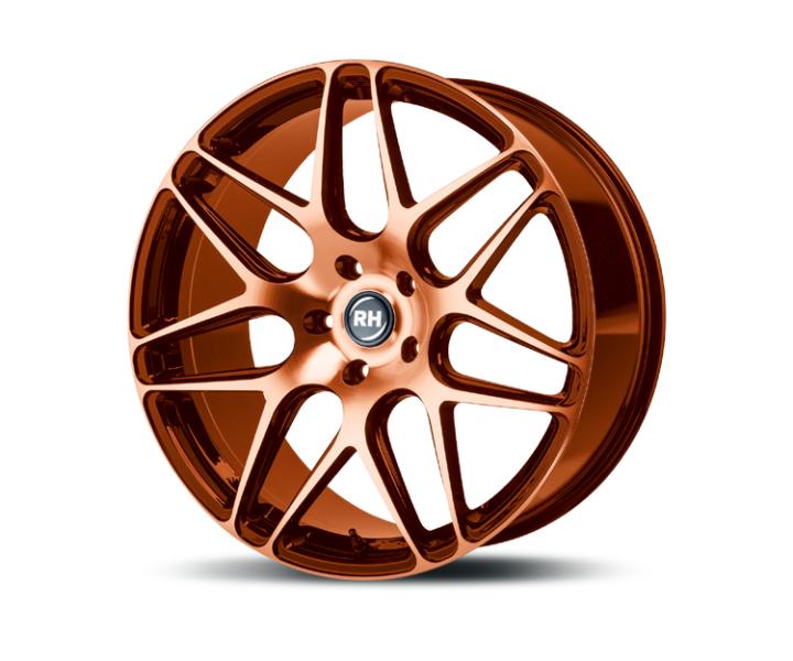RH Alurad RB11 color polished - orange