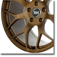 RH Alurad RSone bronze anodisiert