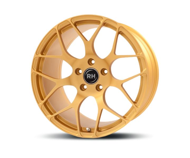 RH Alurad RSone gold anodisiert