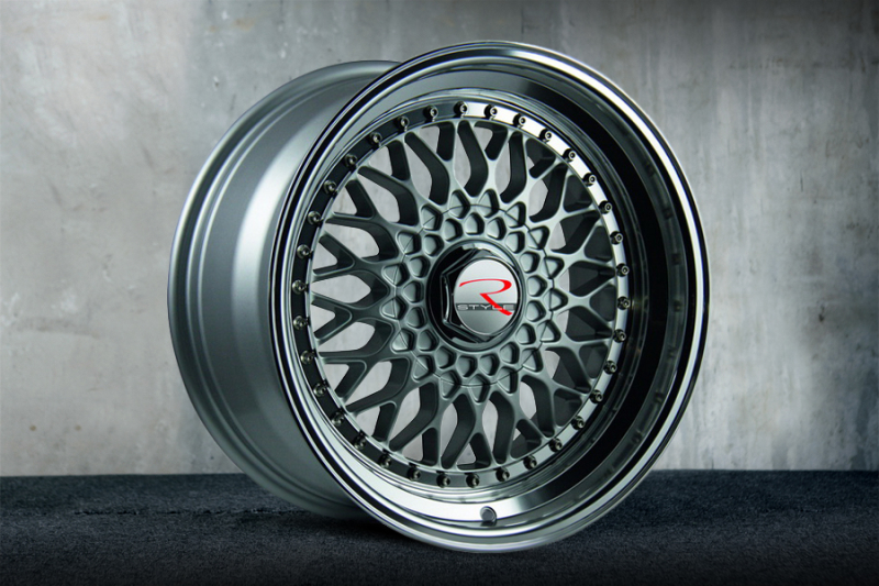 RSW RS01 Silver / Poleret