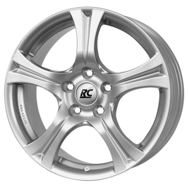RC Design RC14 Crystal Silver