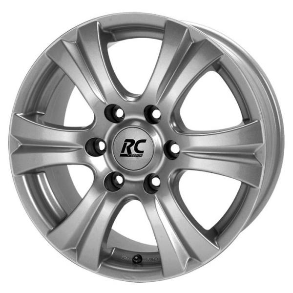 RC Design RC14SUV Crystal Silver