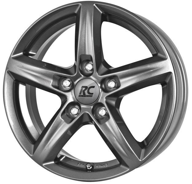 RC Design RC24 Titan Metallic