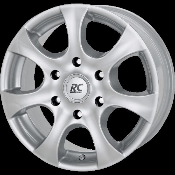 RC Design MATRIX-T Crystal Silver