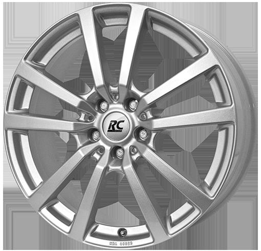 RC Design RC25T Silver