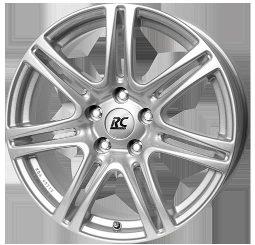 RC Design RC28 Silver