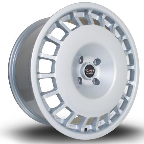 Rota D154 Silver