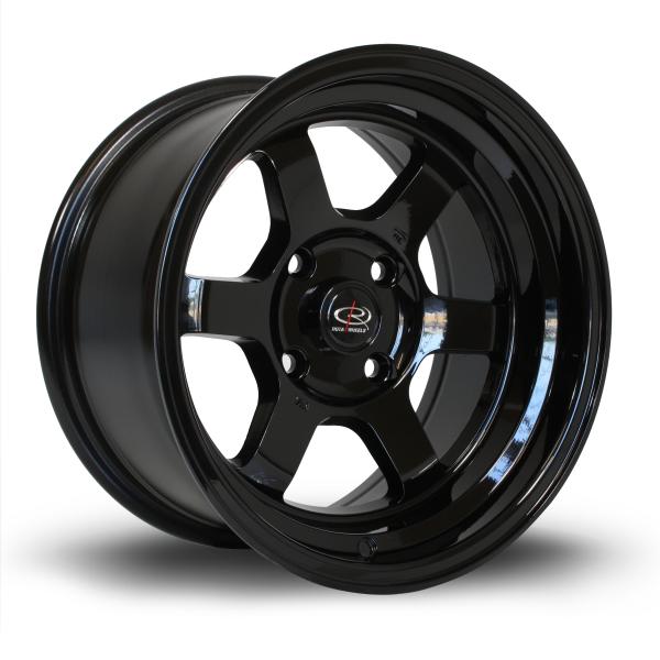 Rota Grid-V Black