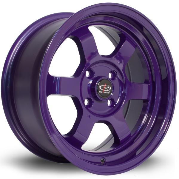 Rota Grid-V Violet