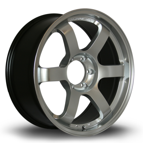 Rota Grid Offroad HSilver