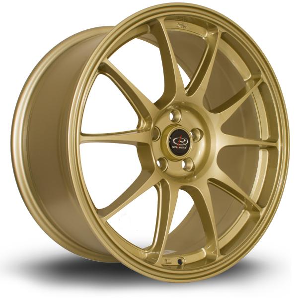Rota Titan Gold