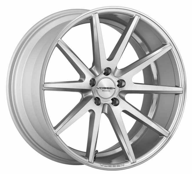 Vossen VFS1 Silver Brushed