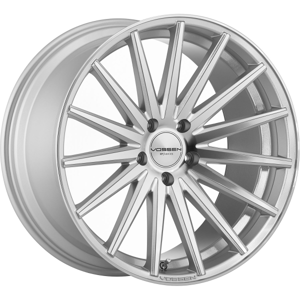 Vossen VFS2 Silver Polished