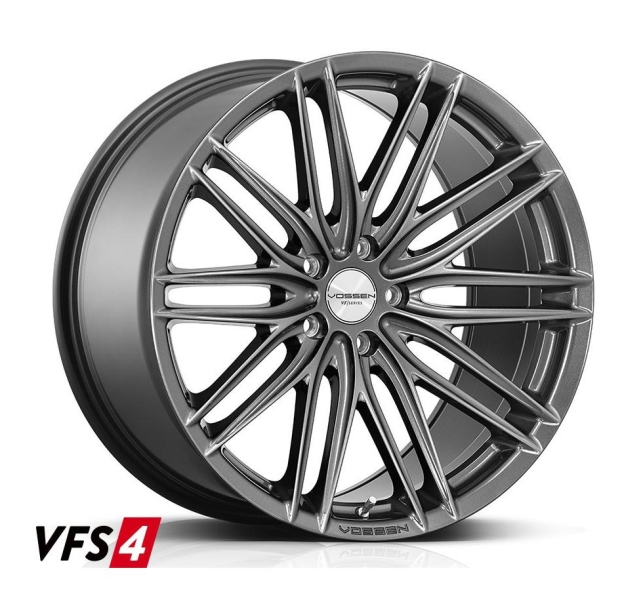 Vossen VFS4 Gloss Graphite