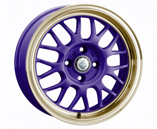 CADES Eros Purple/Gold Lip