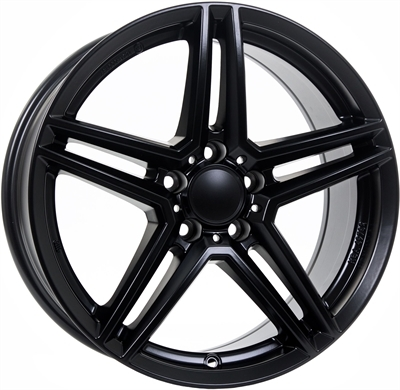 Rial uniwheels m10x Matt Black