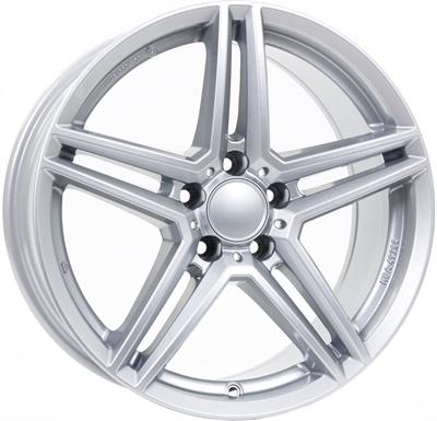 Rial uniwheels m10x Polar Silver
