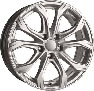 Rial uniwheels w10 Polar Silver