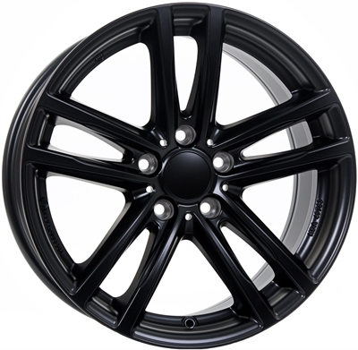 Rial uniwheels x10 Matt Black