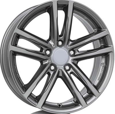Rial uniwheels x10 Metal Grey