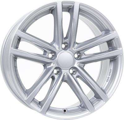 Rial uniwheels x10 Polar Silver