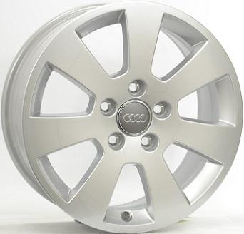 Original equipment Audi a3 Silver