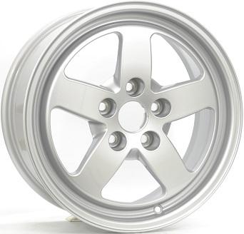 Original equipment Audi a4 Silver
