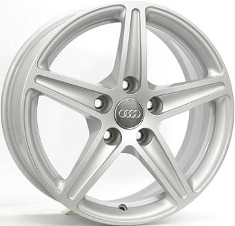 Original equipment Audi a5 Silver