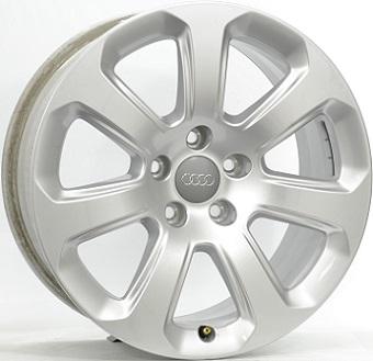 Original equipment Audi a8 Silver