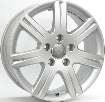 Original equipment Audi orig q7 Silver