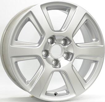 Original equipment Audi q5 Silver