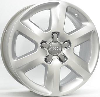 Original equipment Audi q7 Silver