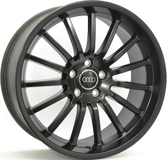 Original equipment Audi s5 Dull Black