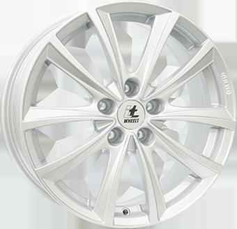 It wheels Iw elena Silver