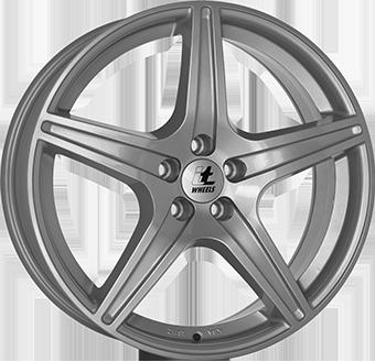 It wheels Iw gabriella Crystal Silver