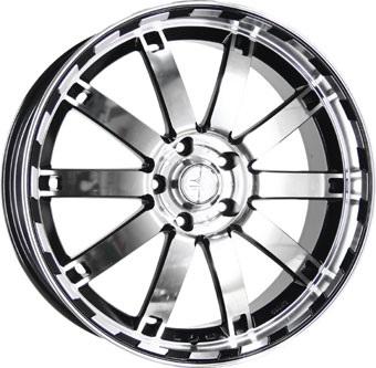 League Lg241 Gloss Black / Polished