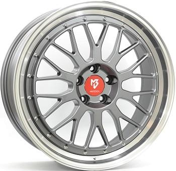 Mb design Lv1 Anthracite / Polish