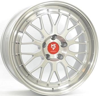 Mb design Lv1 Silver / Polished
