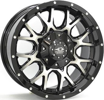 League M691 Gloss Black / Polished