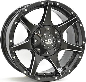 League M692 Gloss Black / Polished