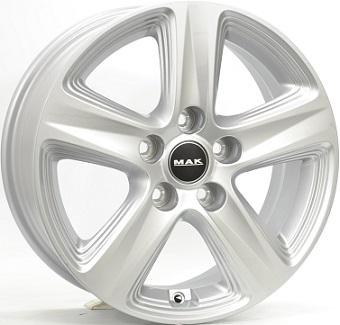 Original equipment Mak k1 Silver