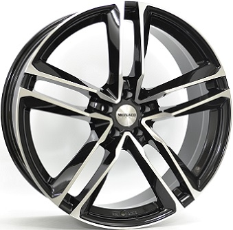 Monaco Mc7 Gloss Black / Polished