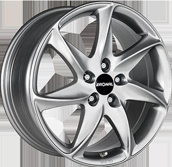 Ronal R51 Hyper Silver