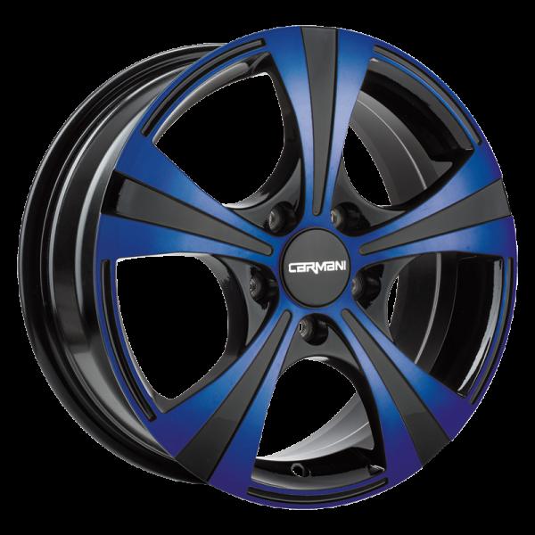 Carmani - blue polish
